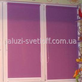 Рулонные шторы закрытого типа